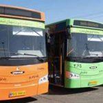 تجهیز ناوگان اتوبوسرانی